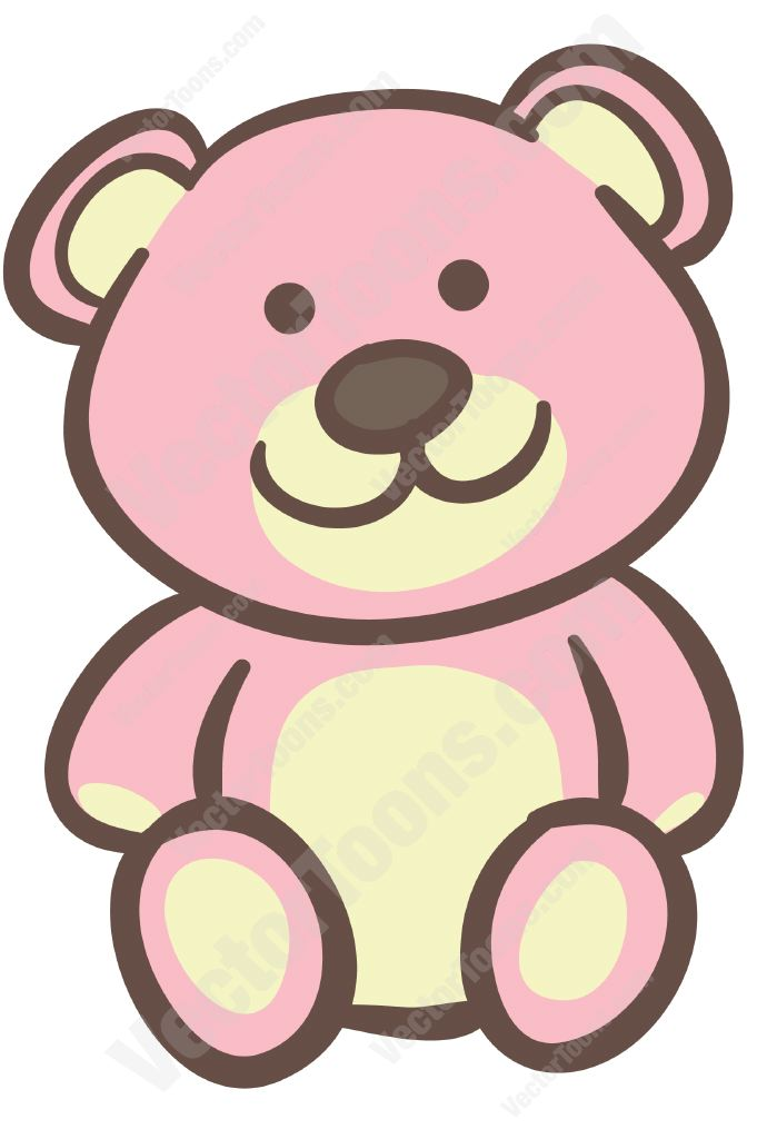 Colors Photo Lovely and Cute Pink Teddy Bear  Fanpop