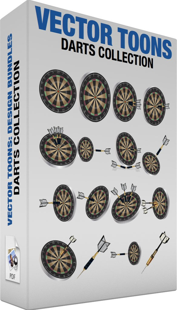 Darts collection