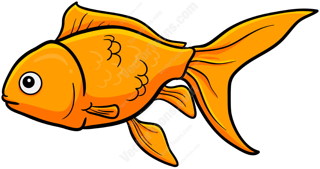 Cartoon goldfish pictures for Cartoon fish pictures