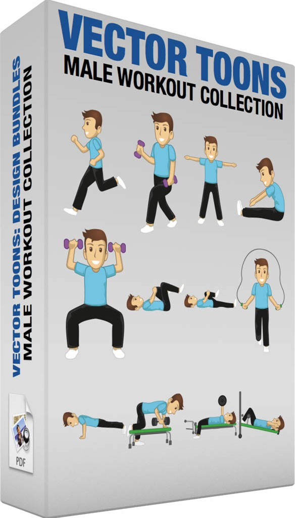 Male workout collection