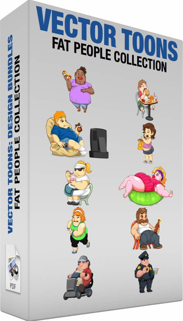 Fat people collection