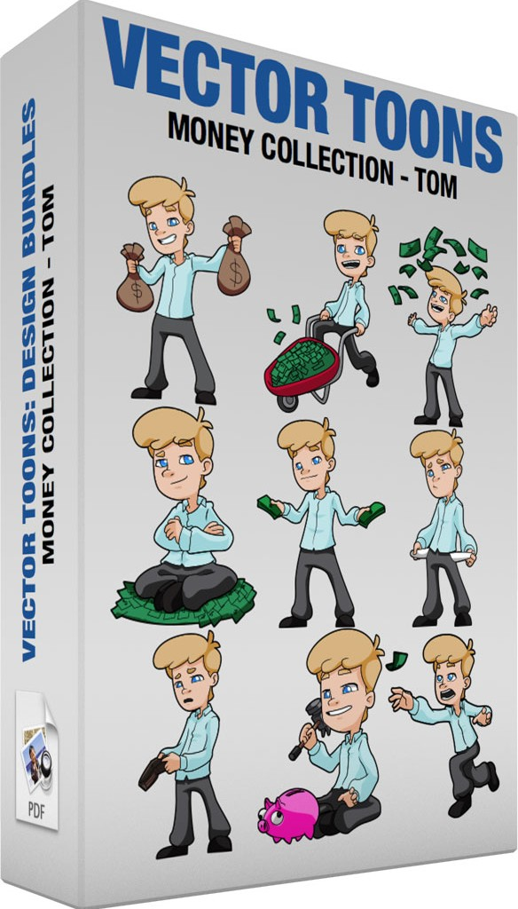 Money Collection - Tom
