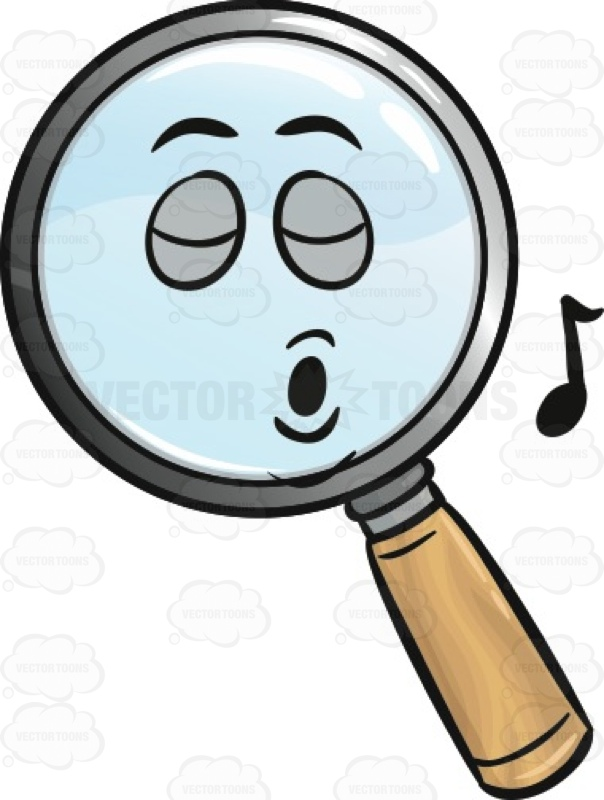 magnifying glass emoji 2 - photo #19