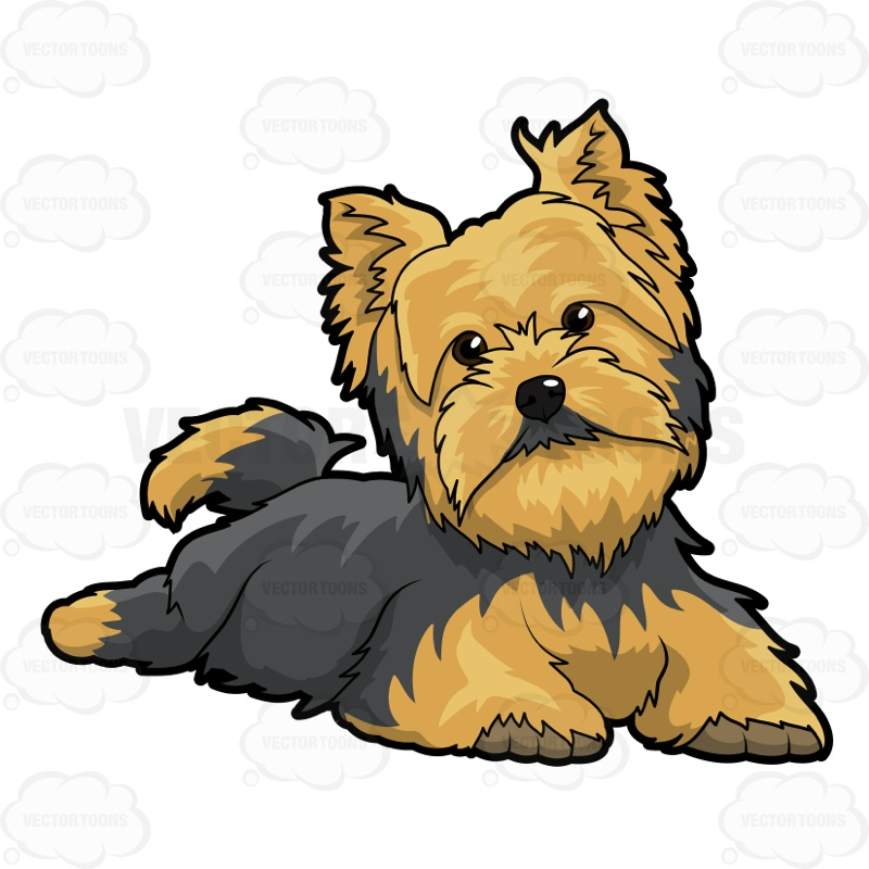 Dog Stock Cartoon Graphics Vector Toons