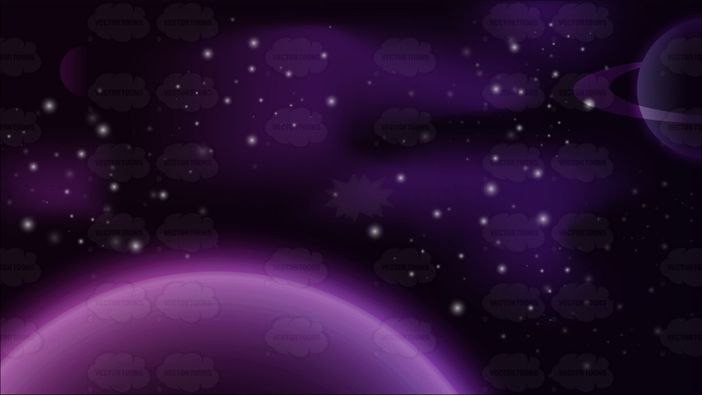 Outer space background vector graphics for Outer space graphics